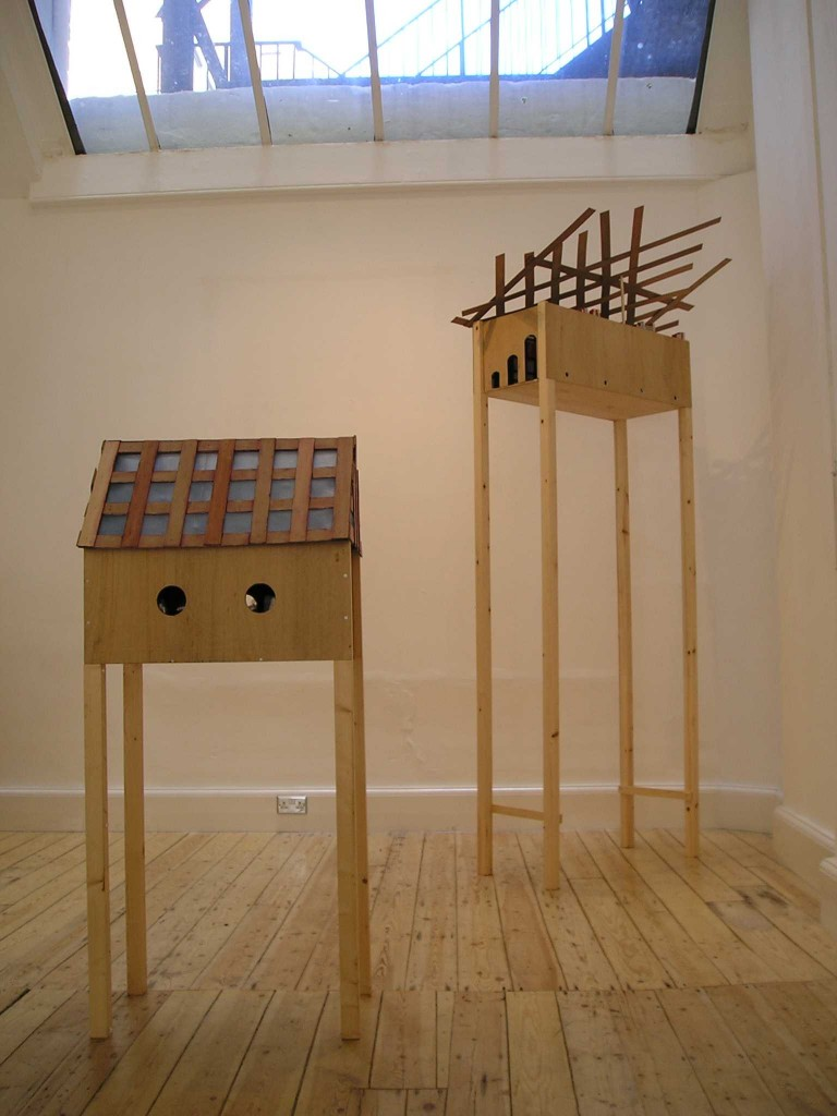 Still Room & Hide, 2004